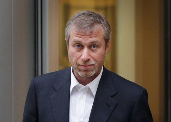 Russian Businessmen Roman Abramovich And Boris Berezovsky Appear At Court In Oil Share Legal Battle