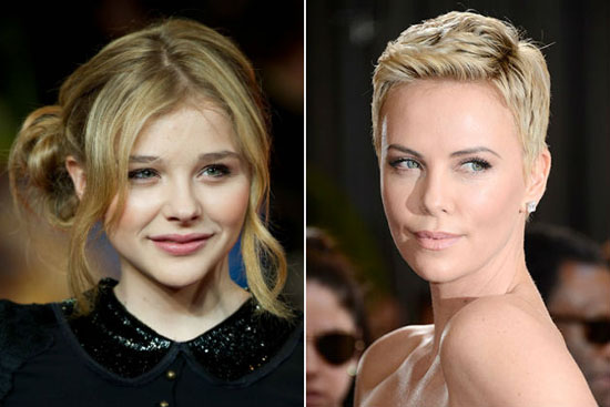 Chloe-Moretz-and-Charlize-Theron