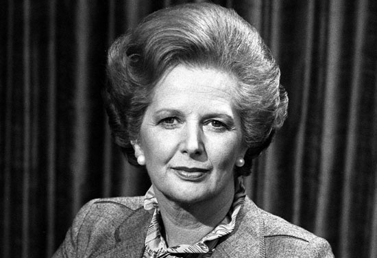 Margaret Thatcher's papers